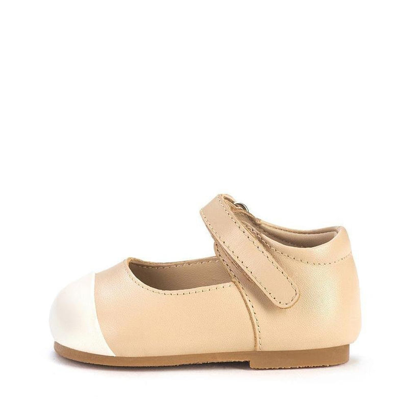 Jenny Beige Pre Walkers by Age of Innocence