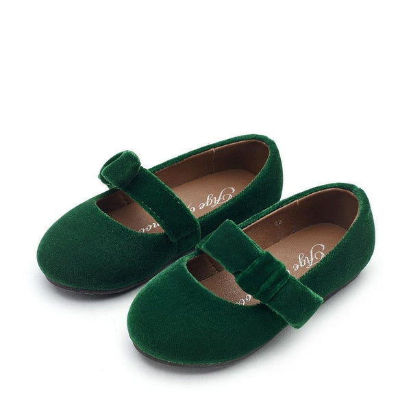 Mia Green Shoes by Age of Innocence