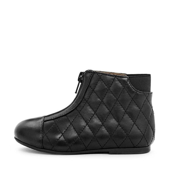 Nicole Black Boots by Age of Innocence