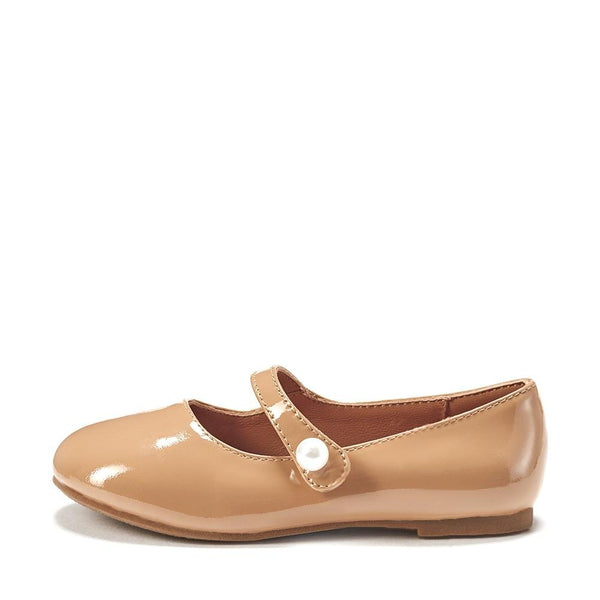 Elin Beige Shoes by Age of Innocence
