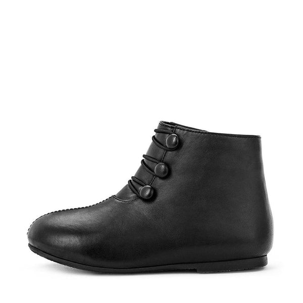 Vivian Black Boots by Age of Innocence