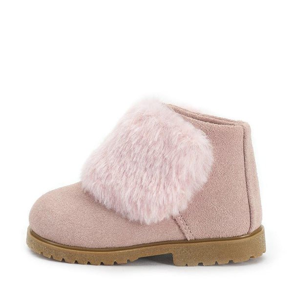 Chubi Pink Boots by Age of Innocence