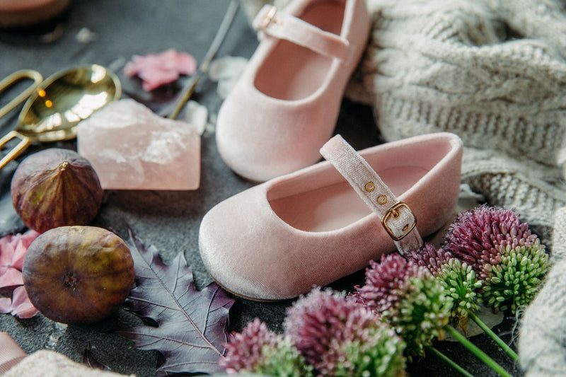 Eva Pink Shoes by Age of Innocence