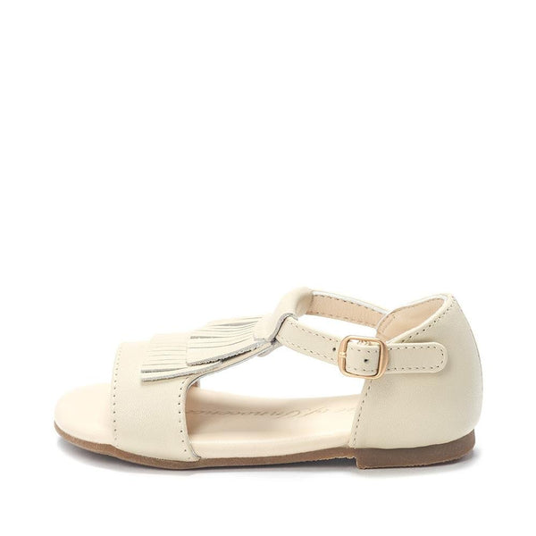 Bella Milk Sandals by Age of Innocence