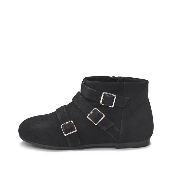 Phoebe Black Boots by Age of Innocence