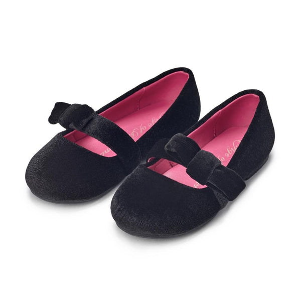 Mia Black Shoes by Age of Innocence