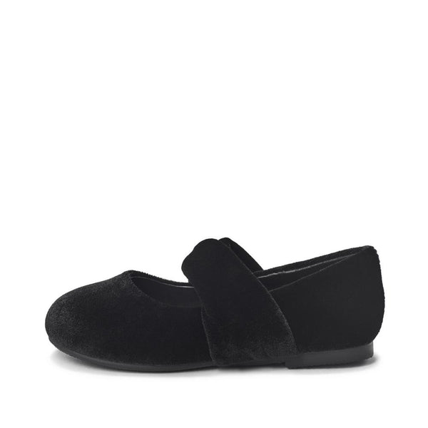 Sophia Black Shoes by Age of Innocence