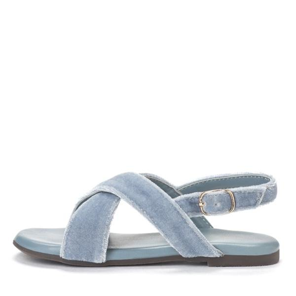 Elisa Blue Sandals by Age of Innocence