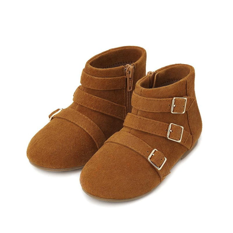 Phoebe Camel Boots by Age of Innocence
