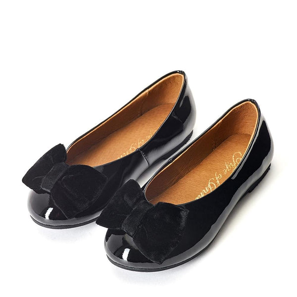 Mina Black Shoes by Age of Innocence