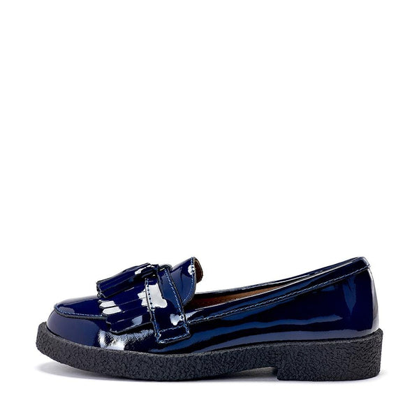 Vita Navy Loafers by Age of Innocence