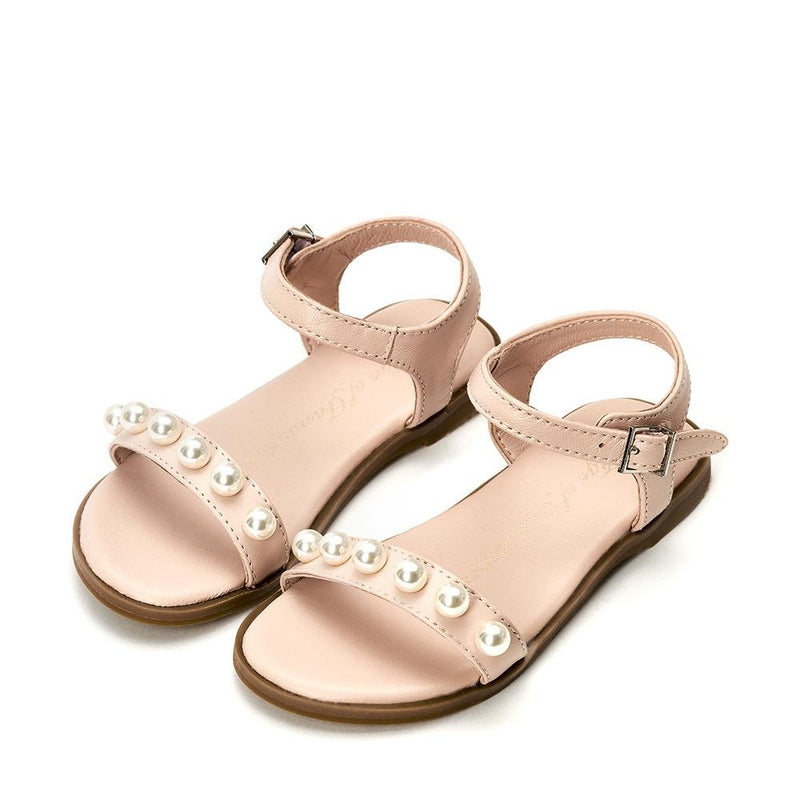 Fleur Pink Sandals by Age of Innocence
