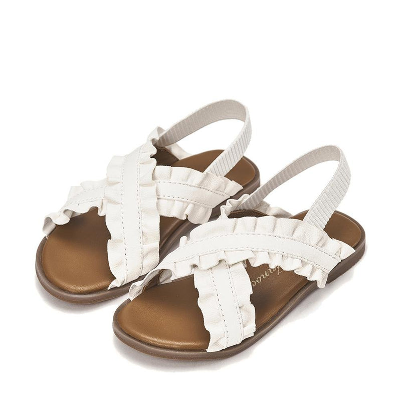 Lexi Milk Sandals by Age of Innocence