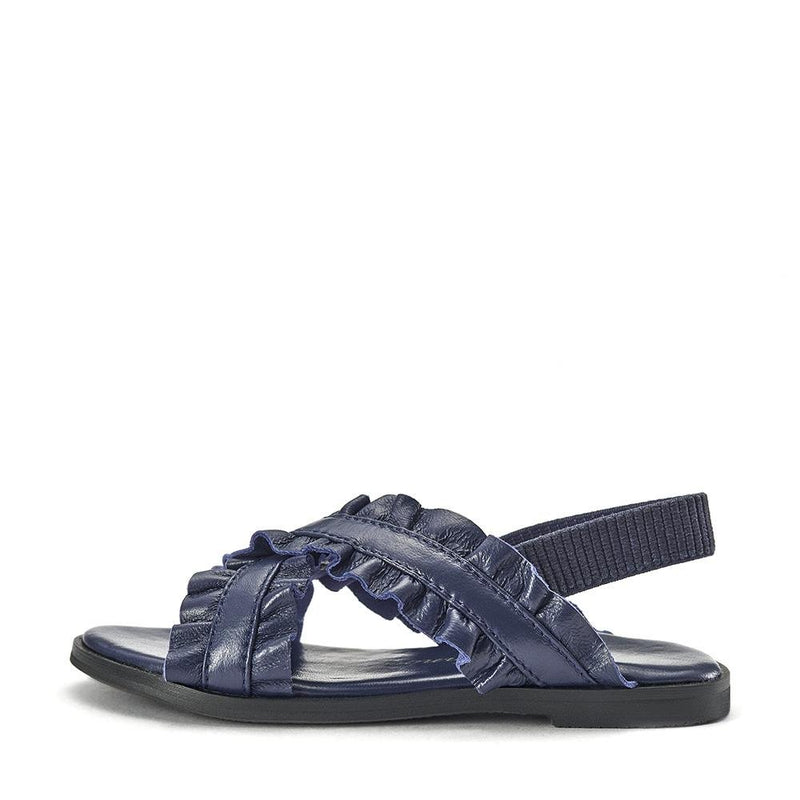 Lexi Navy Sandals by Age of Innocence