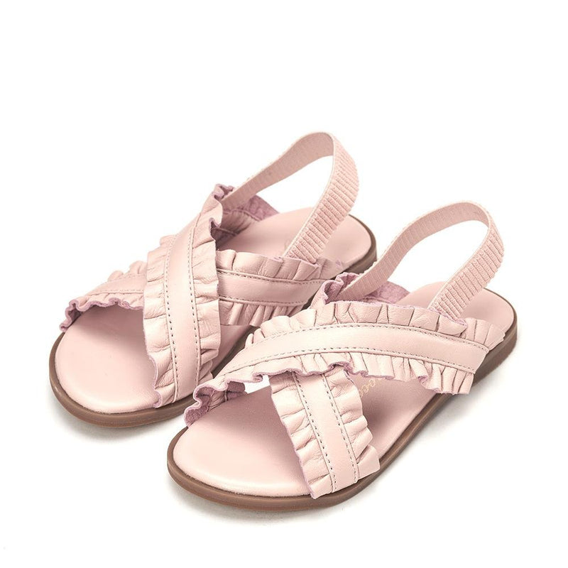 Lexi Pink Sandals by Age of Innocence
