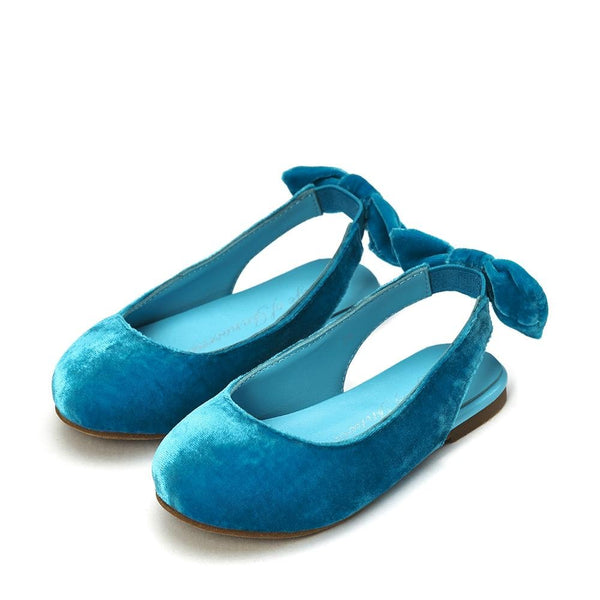Amelie Azure Sandals by Age of Innocence