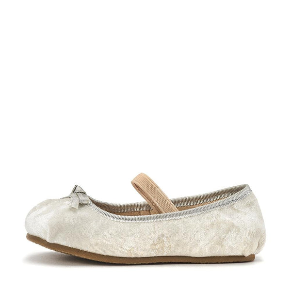 Zelda 2.0 Pearl Ballerinas by Age of Innocence