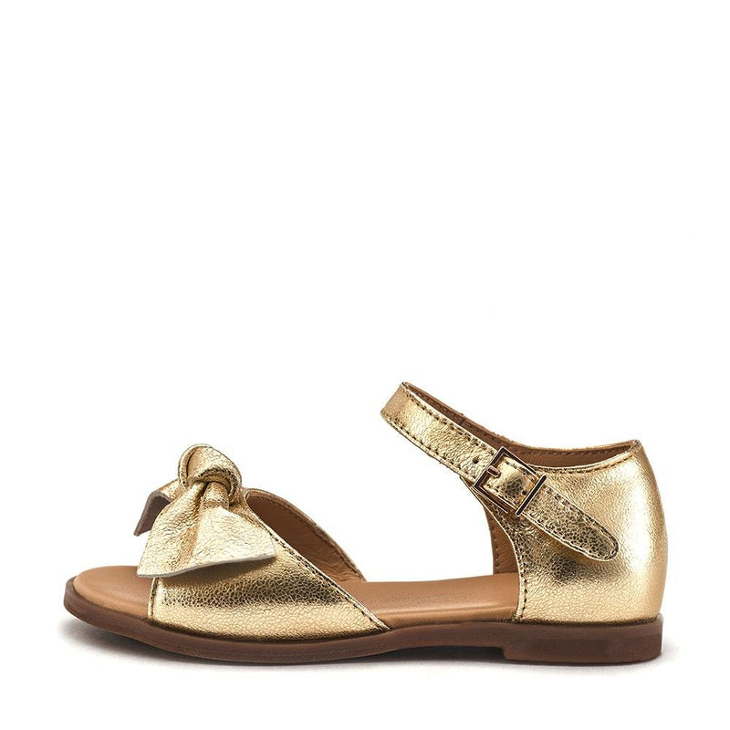 Margo Gold Sandals by Age of Innocence