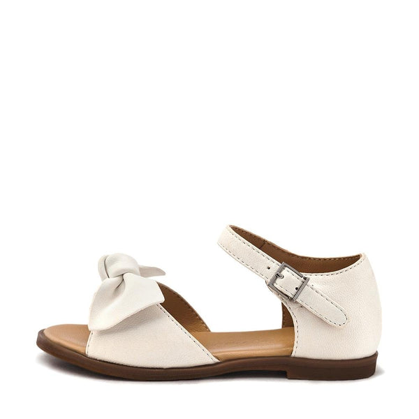 Margo White Sandals by Age of Innocence