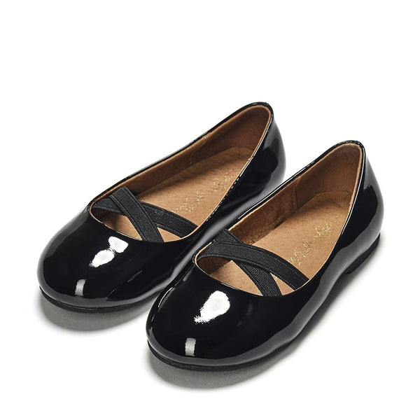 Mira Black Shoes by Age of Innocence
