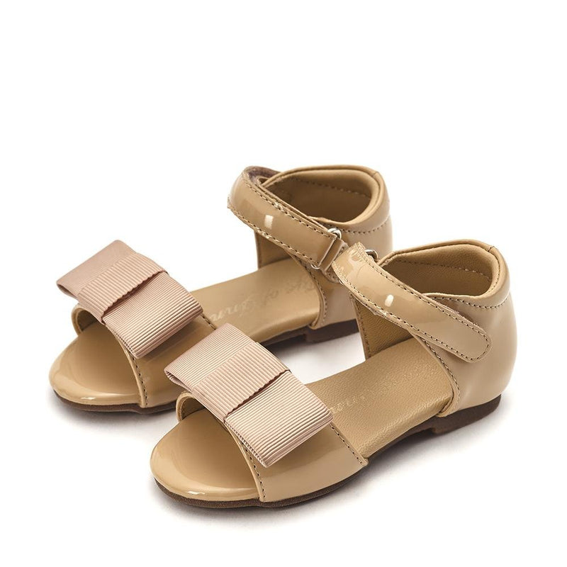 Mary Beige Pre Walkers by Age of Innocence