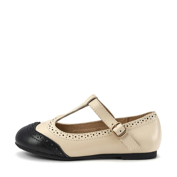 Kathryn Milk Shoes by Age of Innocence