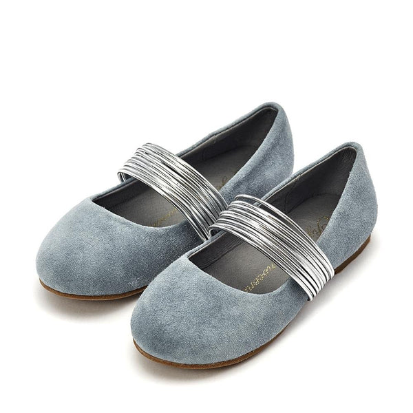 Ines Grey Shoes by Age of Innocence