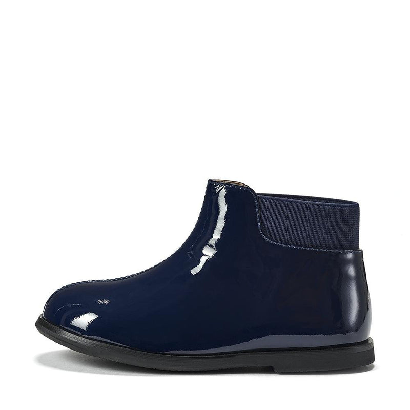 Gaia Navy Boots by Age of Innocence