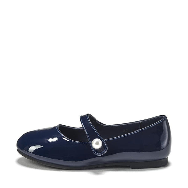 Elin Navy Shoes by Age of Innocence