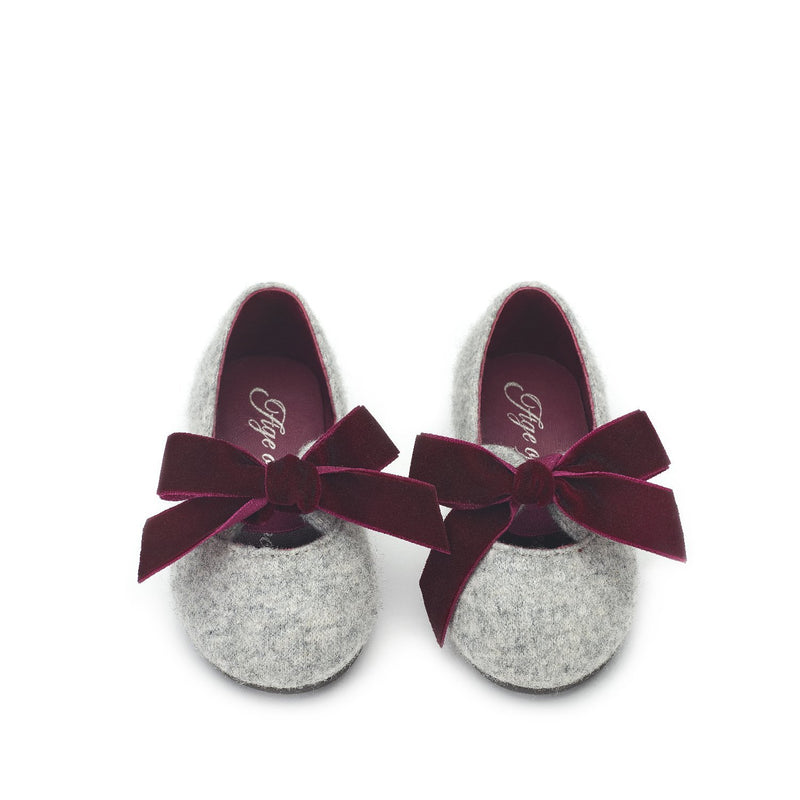 Vicky Grey Shoes by Age of Innocence
