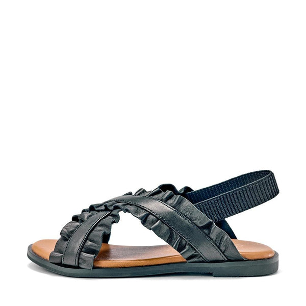 Lexi Black Sandals by Age of Innocence