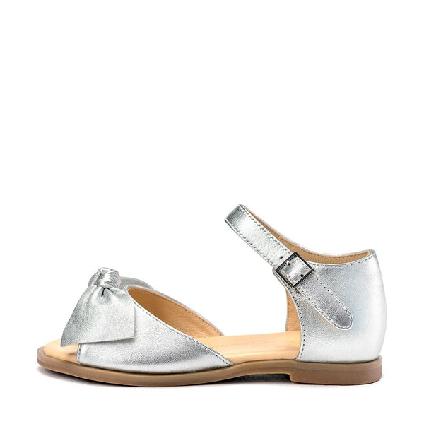 Margo Silver Sandals by Age of Innocence