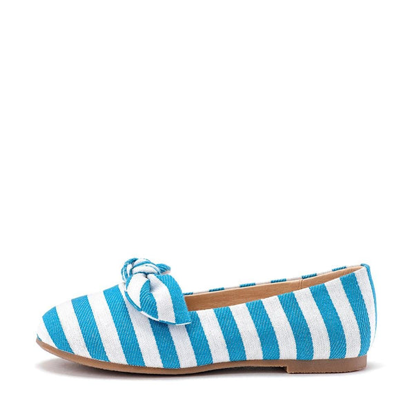 Lucy Blue Ballerinas by Age of Innocence