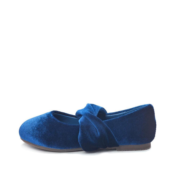 Sophia Navy Shoes by Age of Innocence