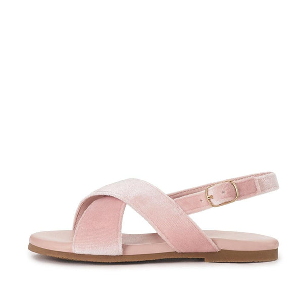 Elisa Pink Sandals by Age of Innocence