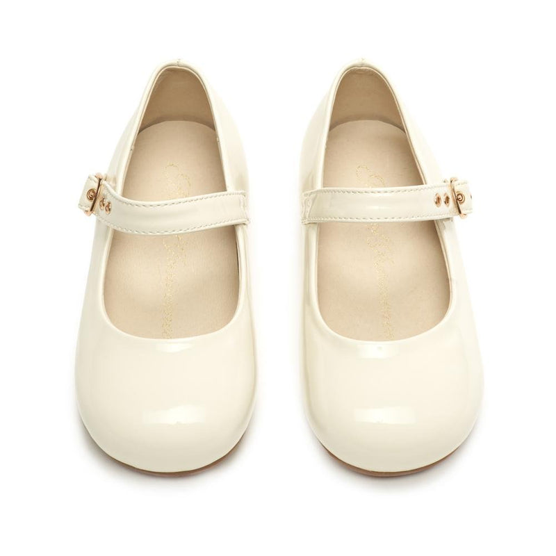Eva PL White Shoes by Age of Innocence