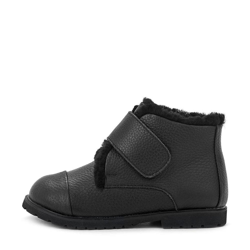 Zoey 3.0 Black Boots by Age of Innocence