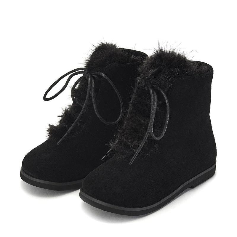 Alice Black Boots by Age of Innocence