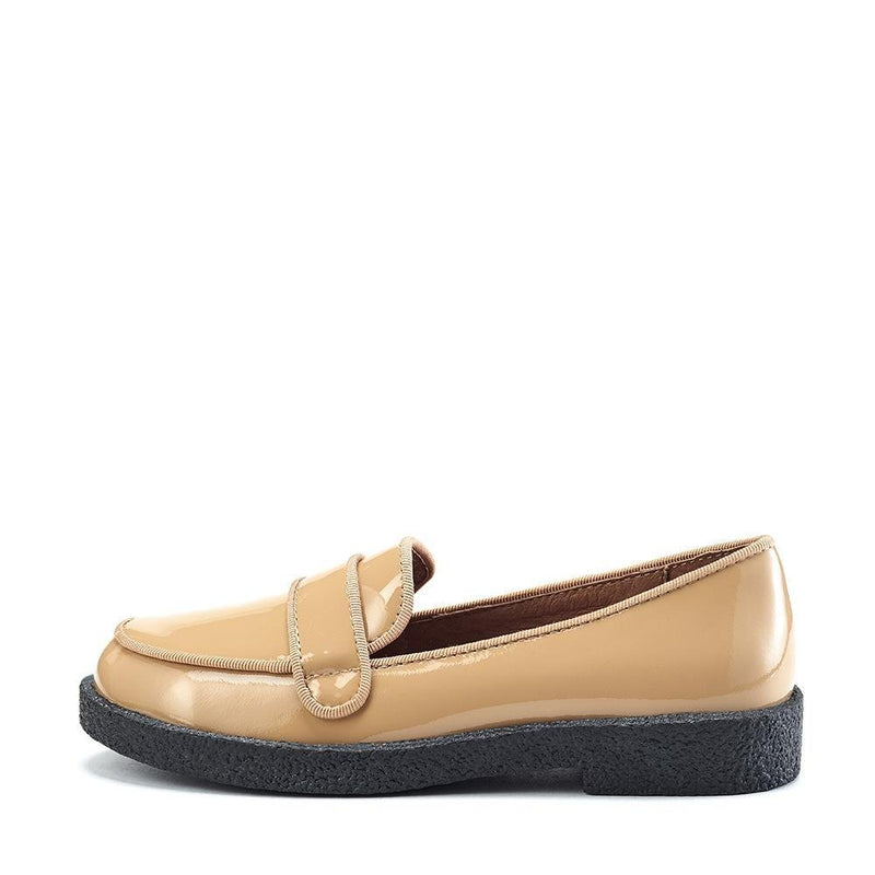 Bobby Beige Shoes by Age of Innocence
