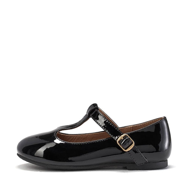 Abigail PL Black Shoes by Age of Innocence