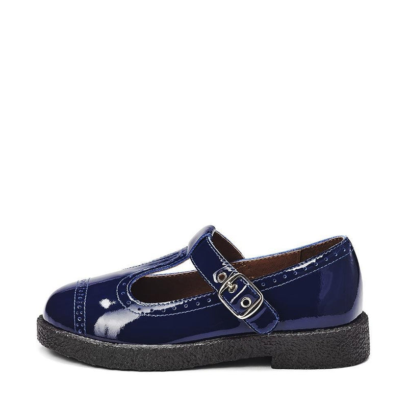 Agathe Navy Shoes by Age of Innocence