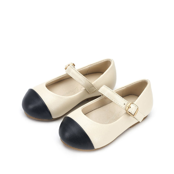 Alexa Milk Shoes by Age of Innocence