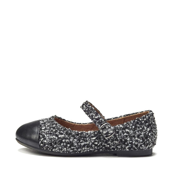 Alexa Tweed Shoes by Age of Innocence