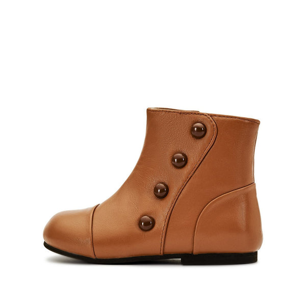 Becky Brown Boots by Age of Innocence