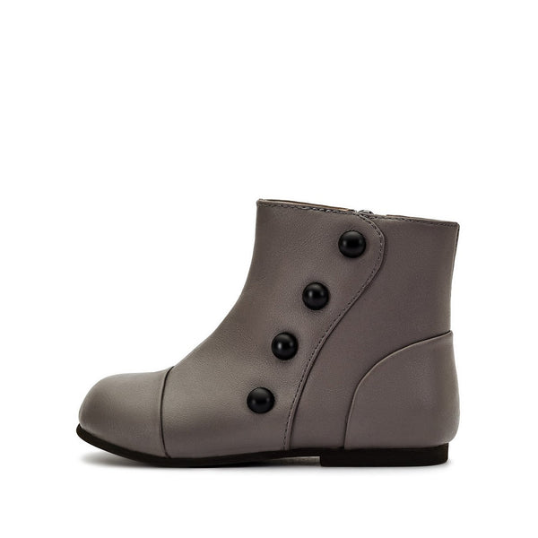 Becky Grey Boots by Age of Innocence