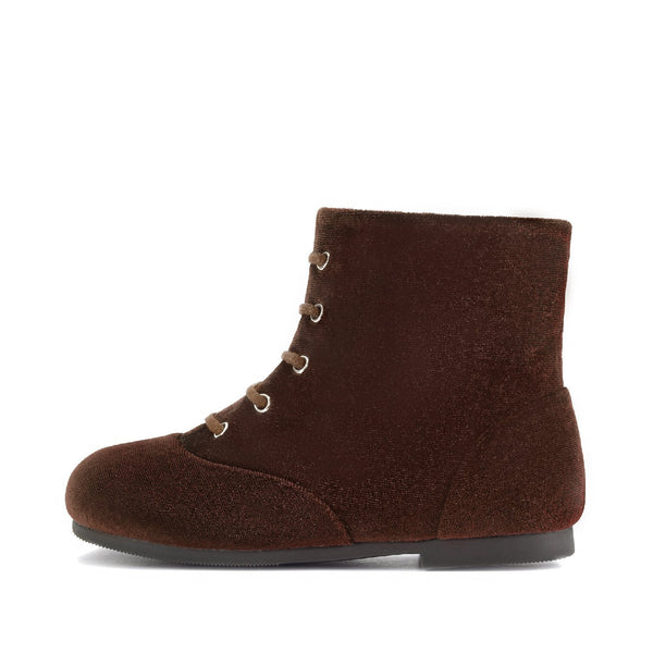Camilla Brown Boots by Age of Innocence