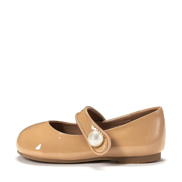 Celia Beige Shoes by Age of Innocence