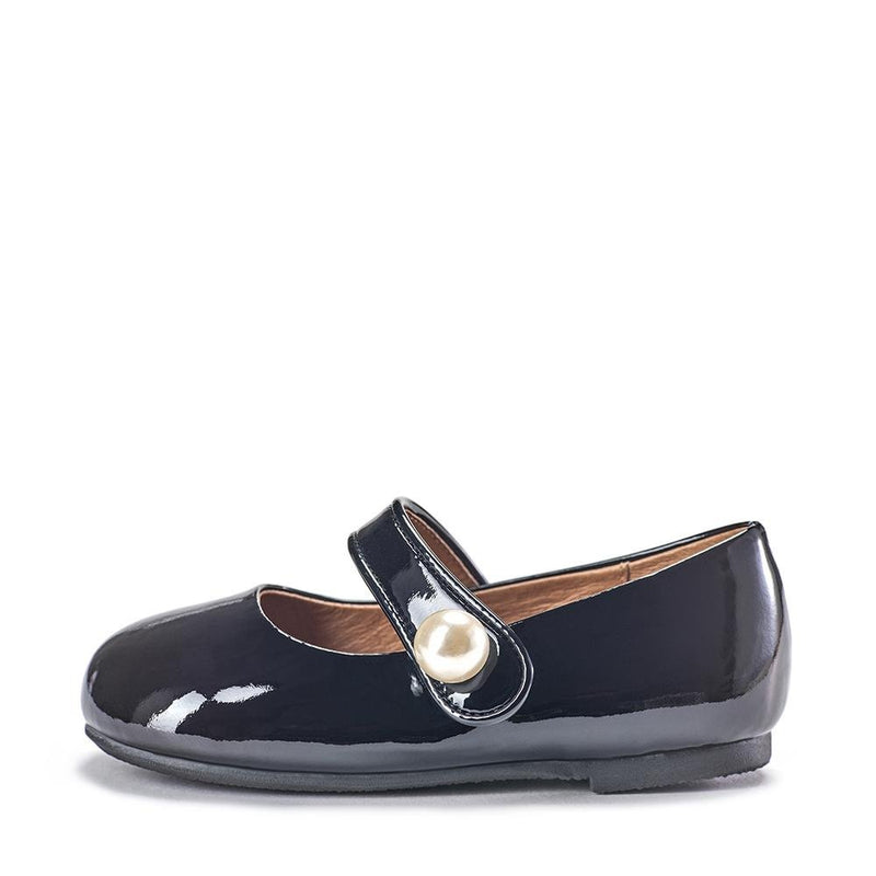 Celia Black Shoes by Age of Innocence