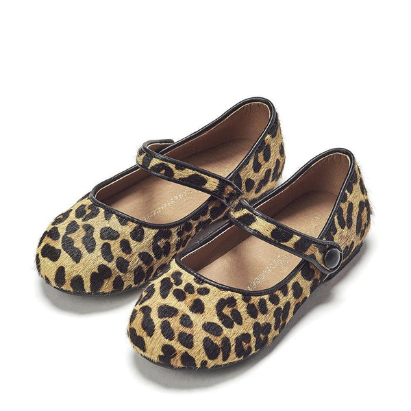 Coco Animal print Shoes by Age of Innocence
