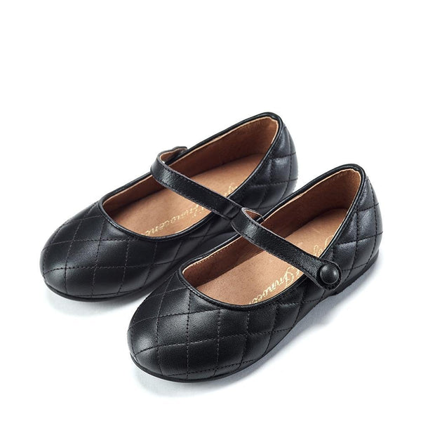 Coco Black Shoes by Age of Innocence